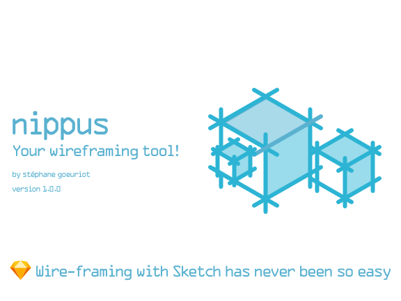 nippus sketch library